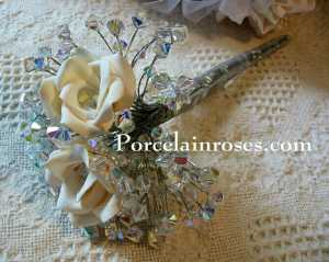 Crystal Wedding Boquet