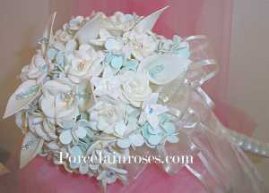 Assorted Flower Wedding Bouquet
