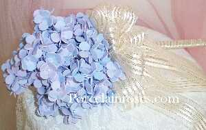 Heirloom Hydrangea Wedding Bouquet