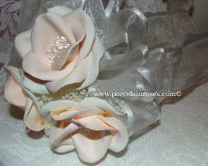 Rose Wedding Flower Bouquet