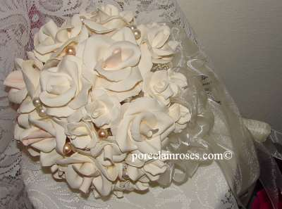 Reality Rose Bridal Bouquet
